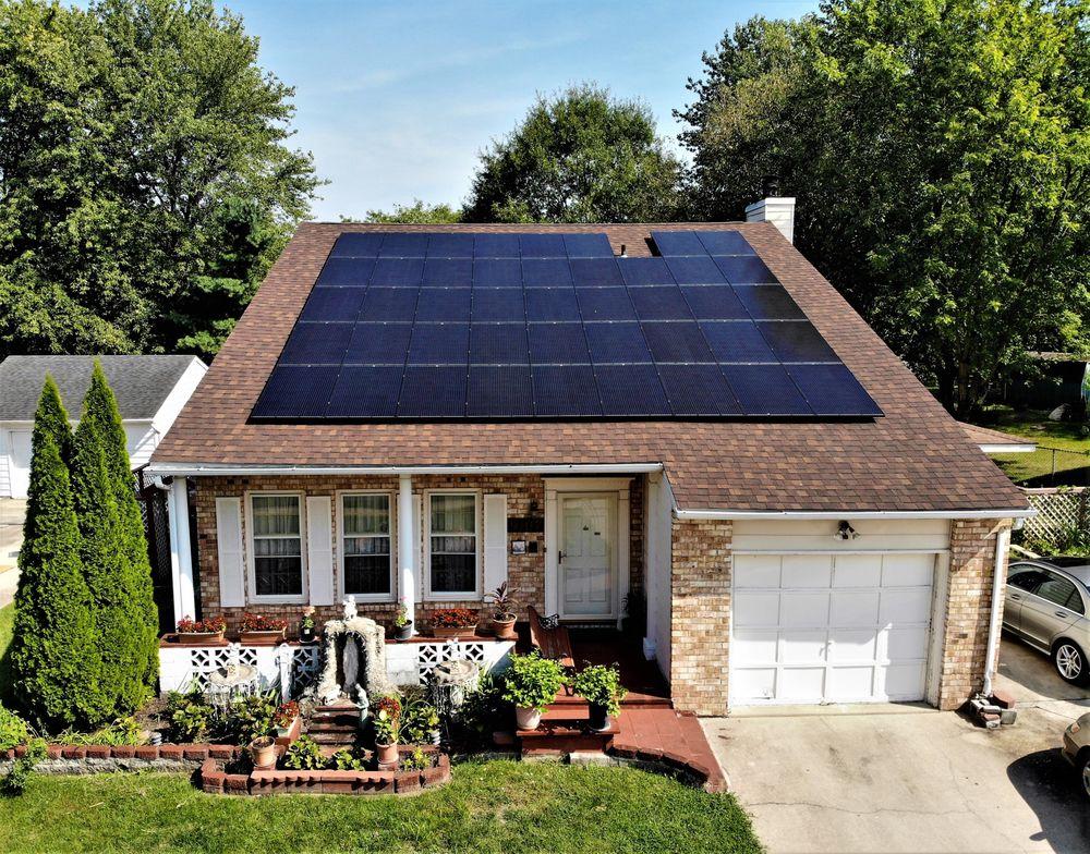 Lumina Solar: 3701 Commerce Dr, Baltimore, MD