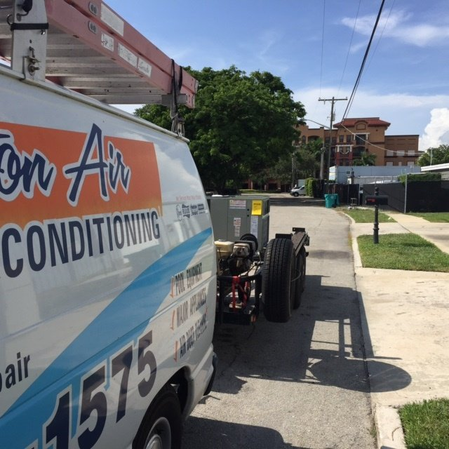 Boynton Air Conditioning: 1105 SE 2nd St, Boynton Beach, FL