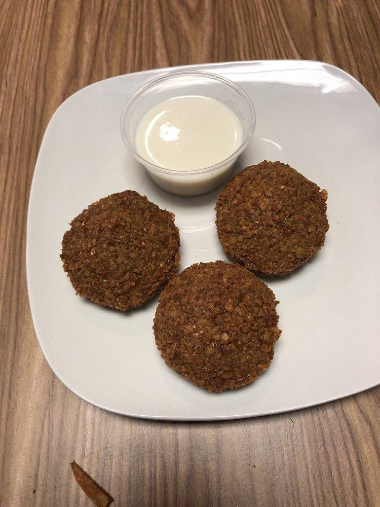 Food from Cafe Baladi