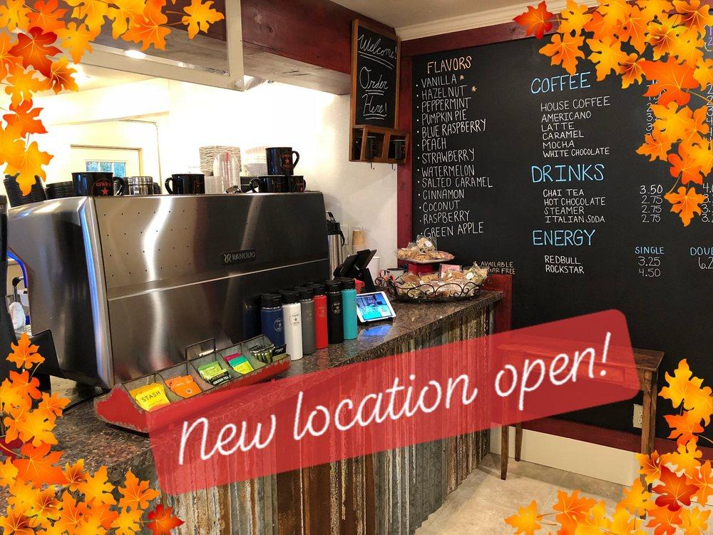 Cowboy Coffee: 806 E Main St, Molalla, OR