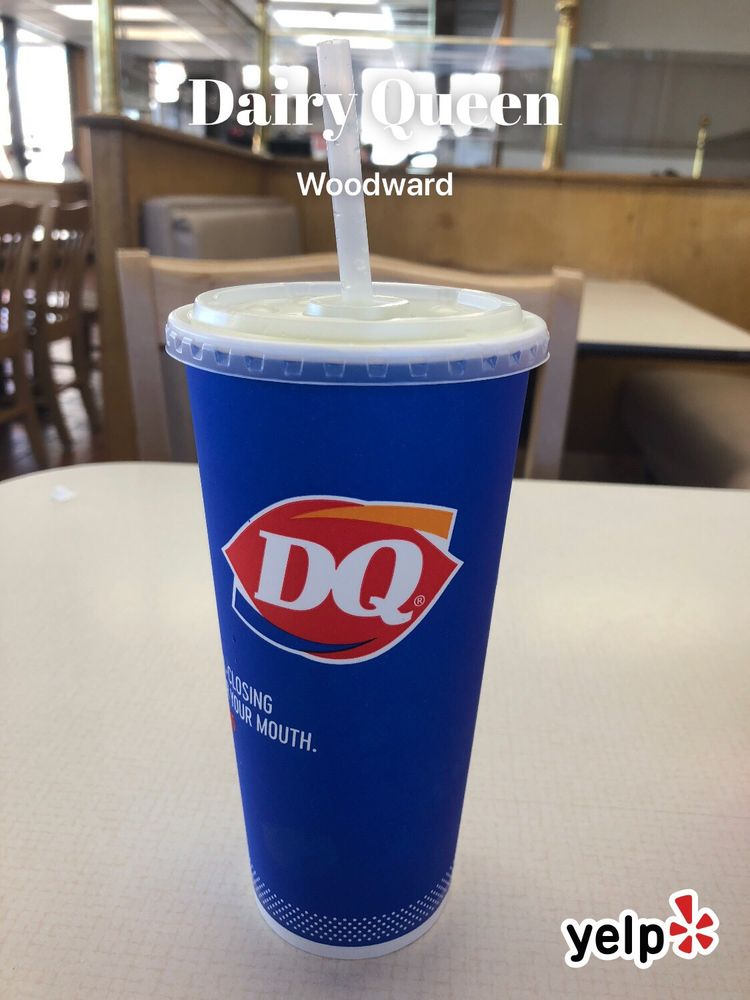 Dairy Queen: 1223 Main St, Woodward, OK