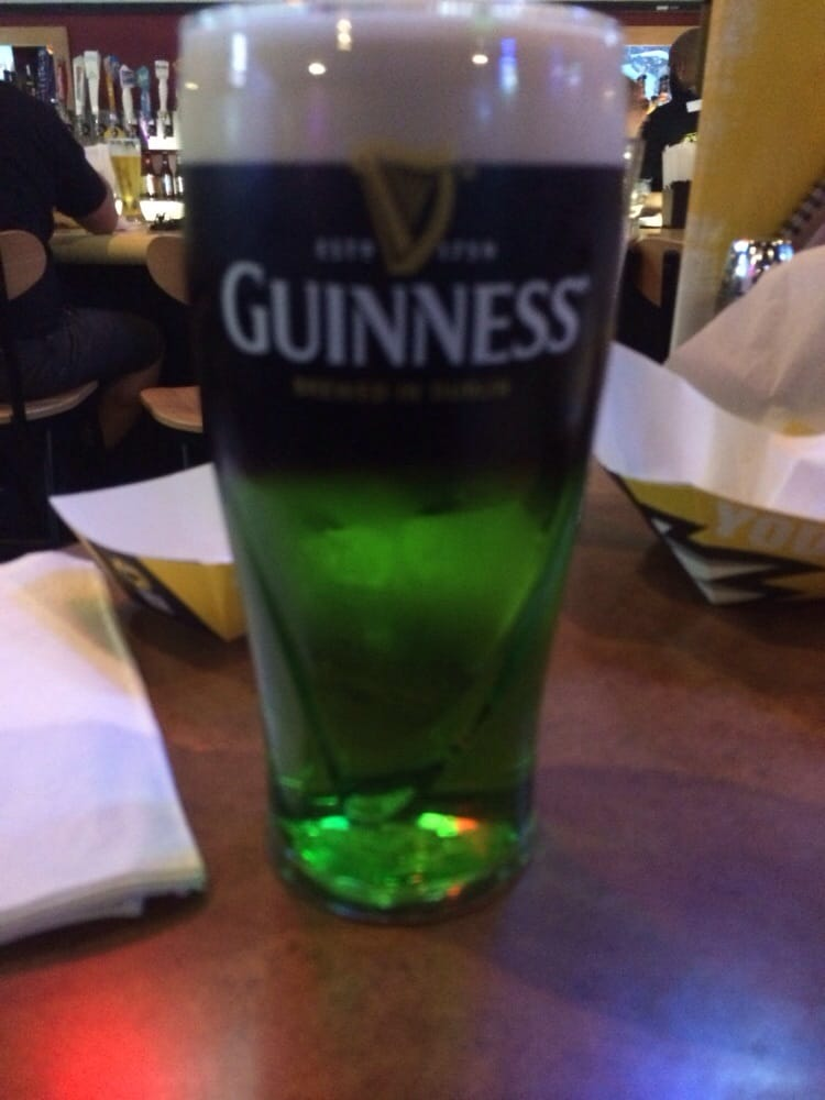 Black And Green Beer Guinness X Coors Infused With Sweet