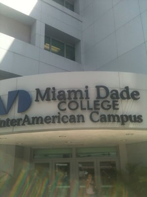 Miami-Dade College 627 SW 27th Ave Miami, FL Colleges & Universities