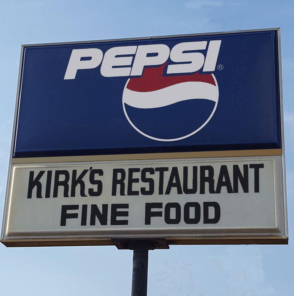 Kirks Restaurant: 8430 Ravenna Ave SE, Waynesburg, OH