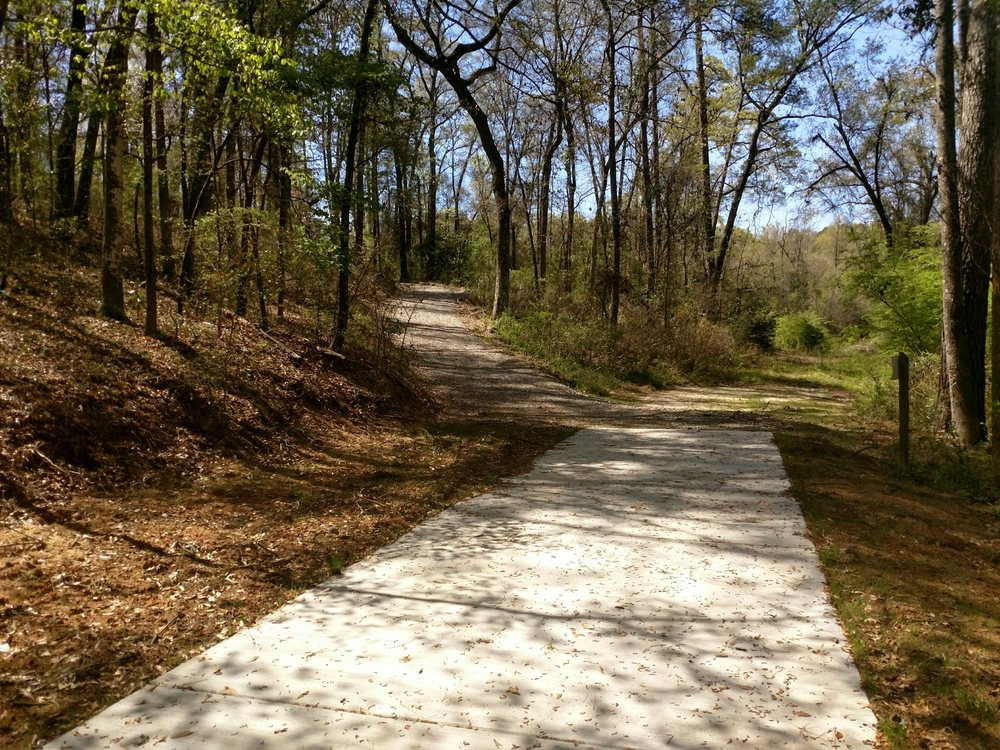 Big Indian Creek Waterway Trail: 650 Courtney Hodges Blvd, Perry, GA