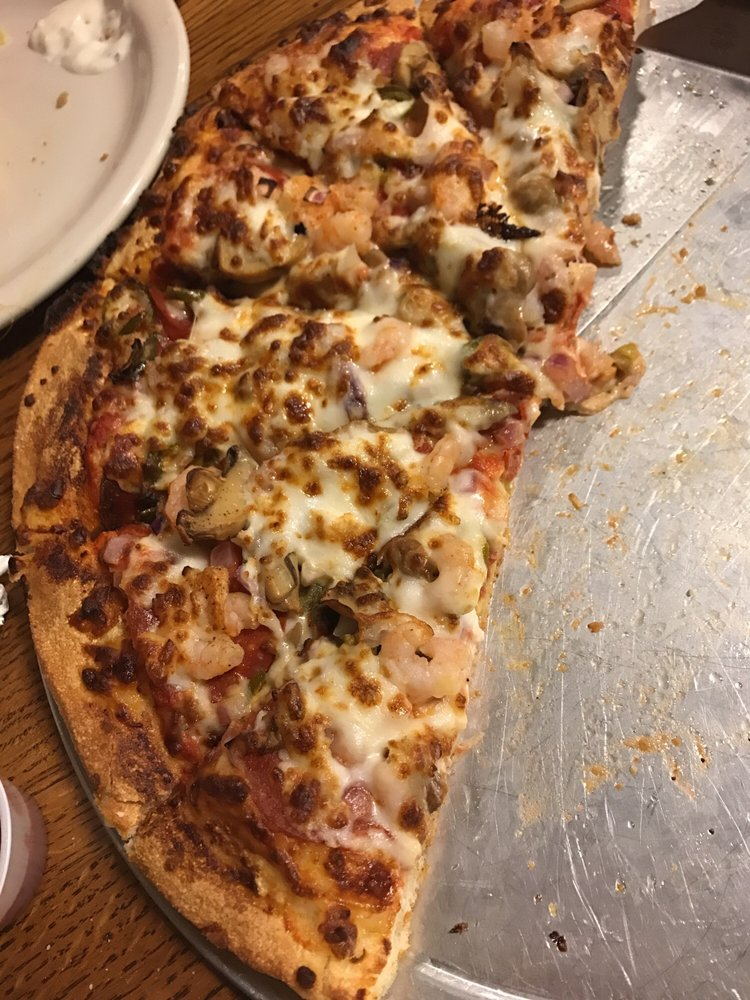 Amore' Pizzaroma: 301 Ardly Dr, Abbeville, LA