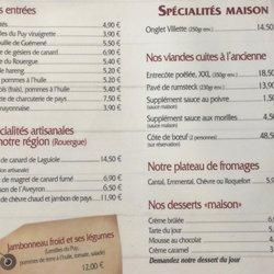 Cochon De Lait Restaurant Paris