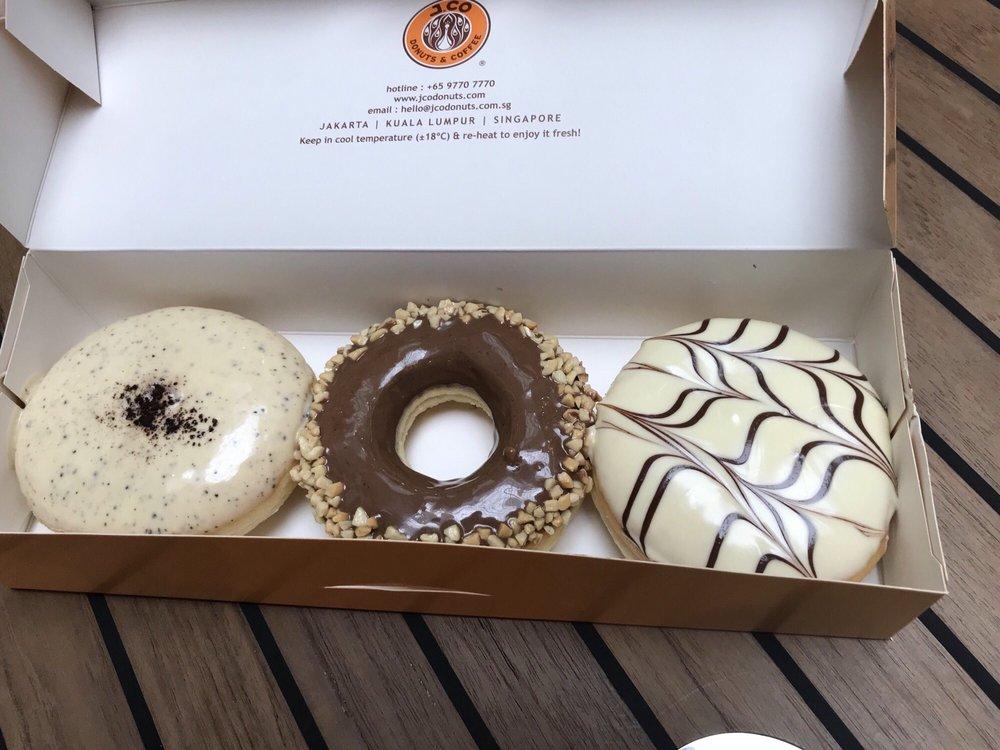 J.Co Donuts & Coffee Singapore
