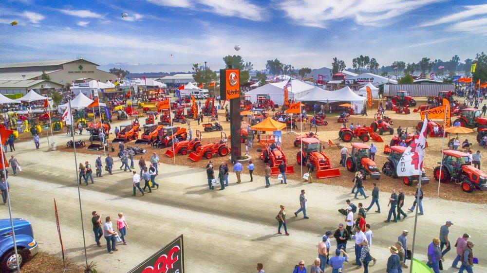 International Agri-Center: 4500 S Laspina St, Tulare, CA