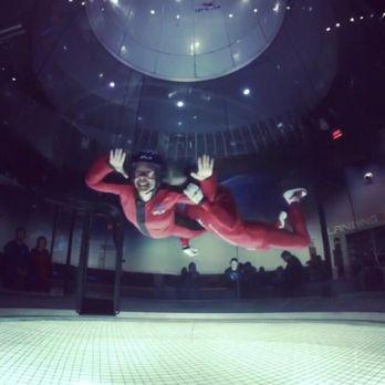 Indoor skydiving manhattan