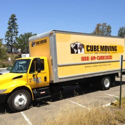 ... Moving and Storage - San Diego, CA, United States. our moving truck