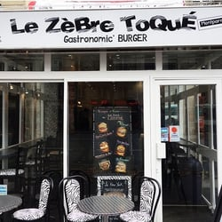 le z bre toqu closed burgers 53 bd du montparnasse montparnasse paris france. Black Bedroom Furniture Sets. Home Design Ideas