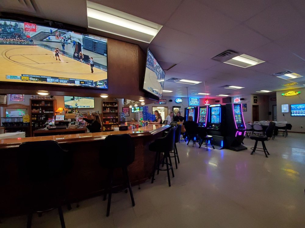 Section 8 Bar: 18 C Ave S, Upham, ND