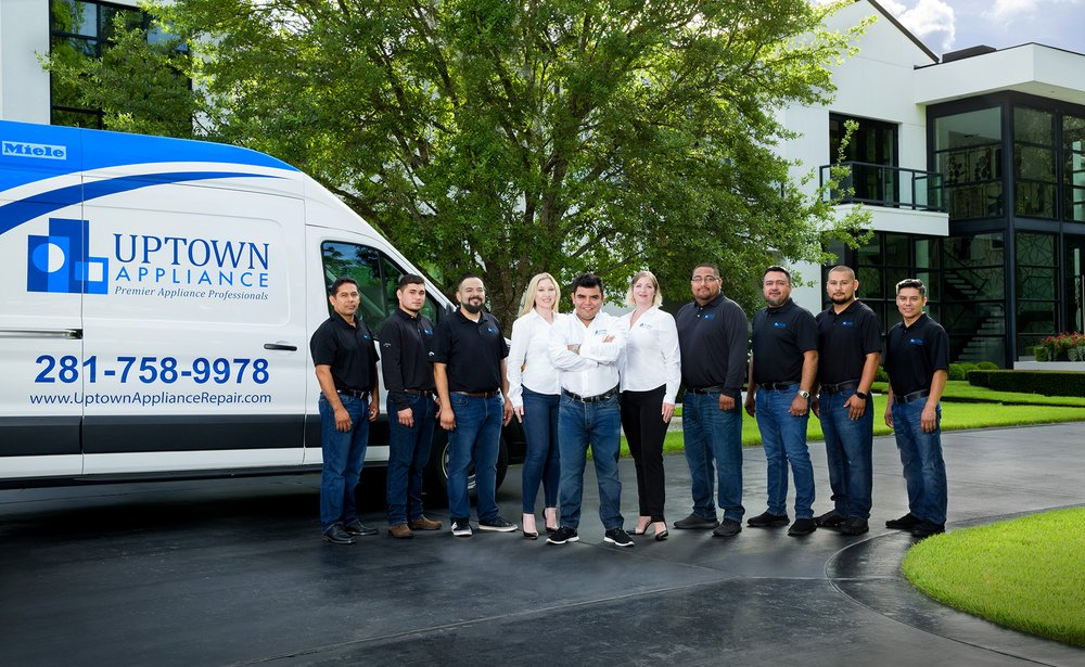 Uptown Appliance Repair: 9225 Katy Fwy, Houston, TX