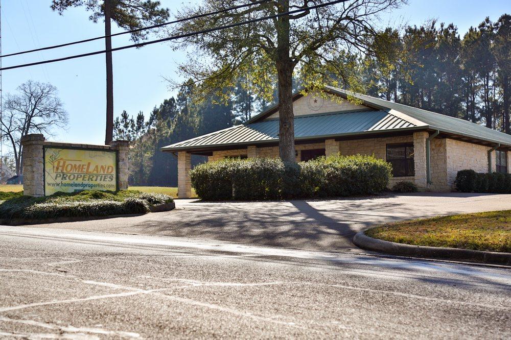 Homeland Properties Huntsville Tx