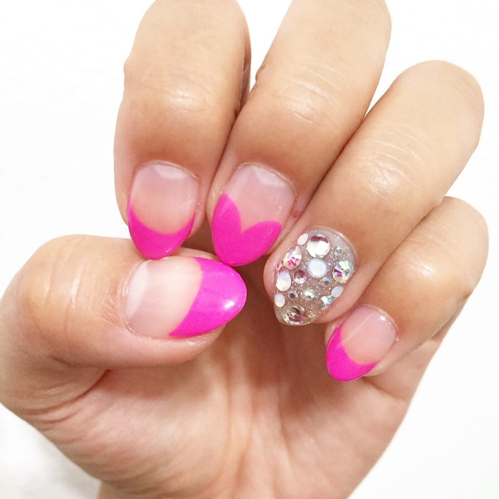 Stiletto Nail Salons Los Angeles