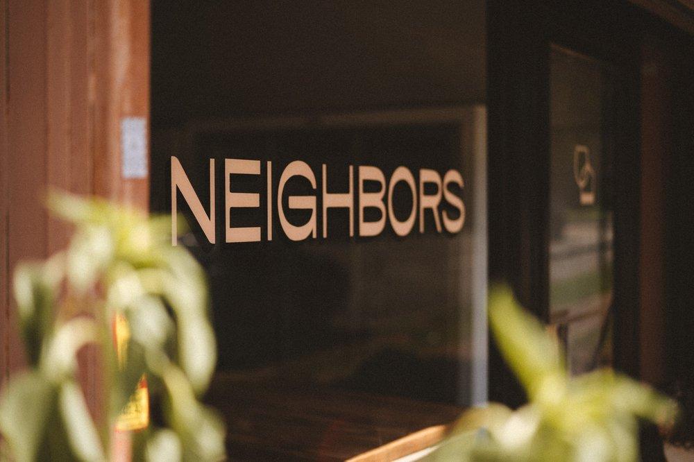Neighbors Wine Shop