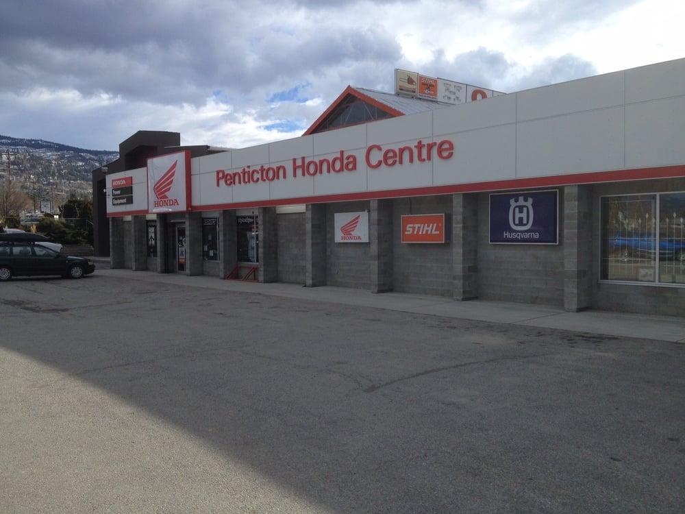 Penticton honda centre concesionarios de motos 100 for Honda florida ave