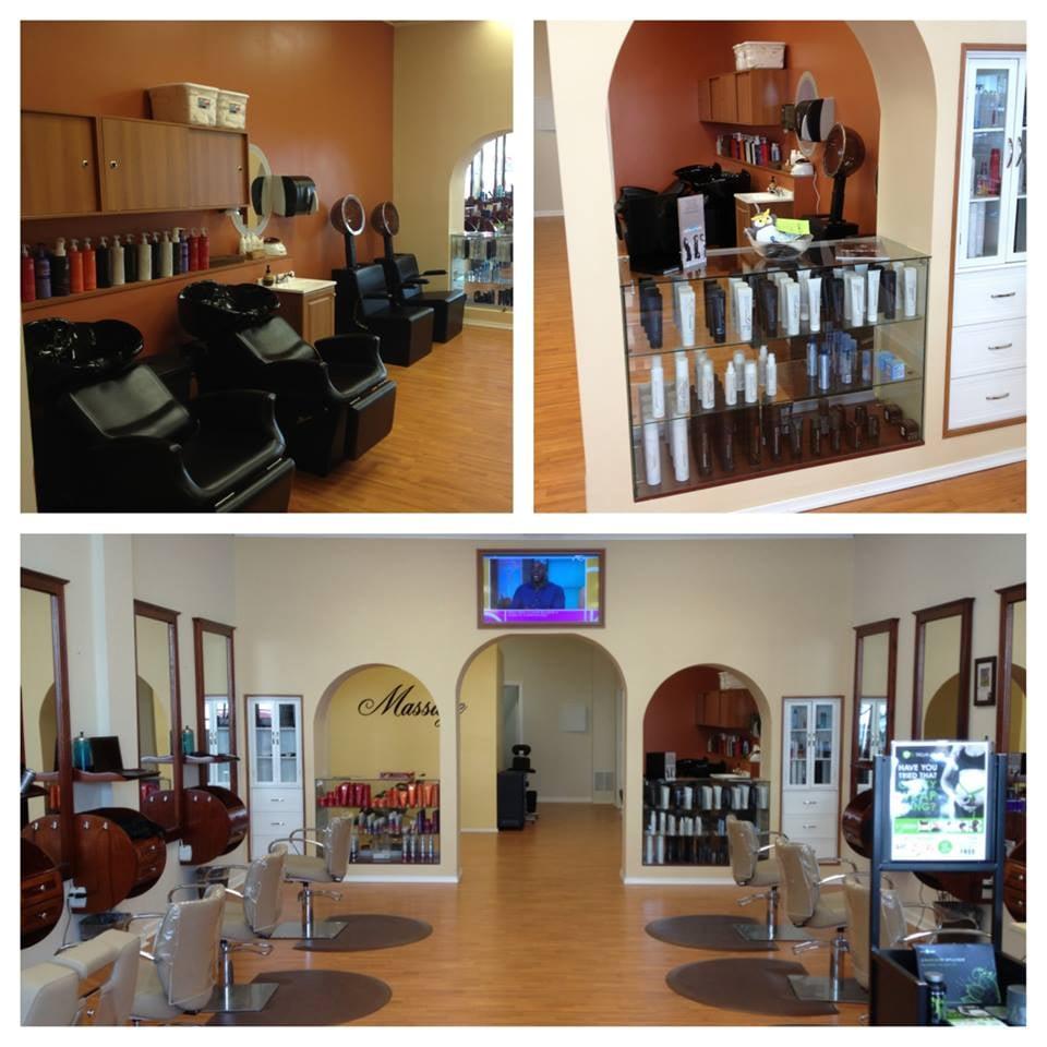 Town hair salon 68 photos hair salons 12 n main st for Salon bel hair