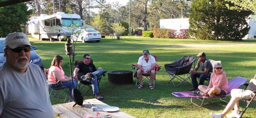 YaYa's Lake Seminole RV Park: 1863 Booster Club Rd, Bainbridge, GA