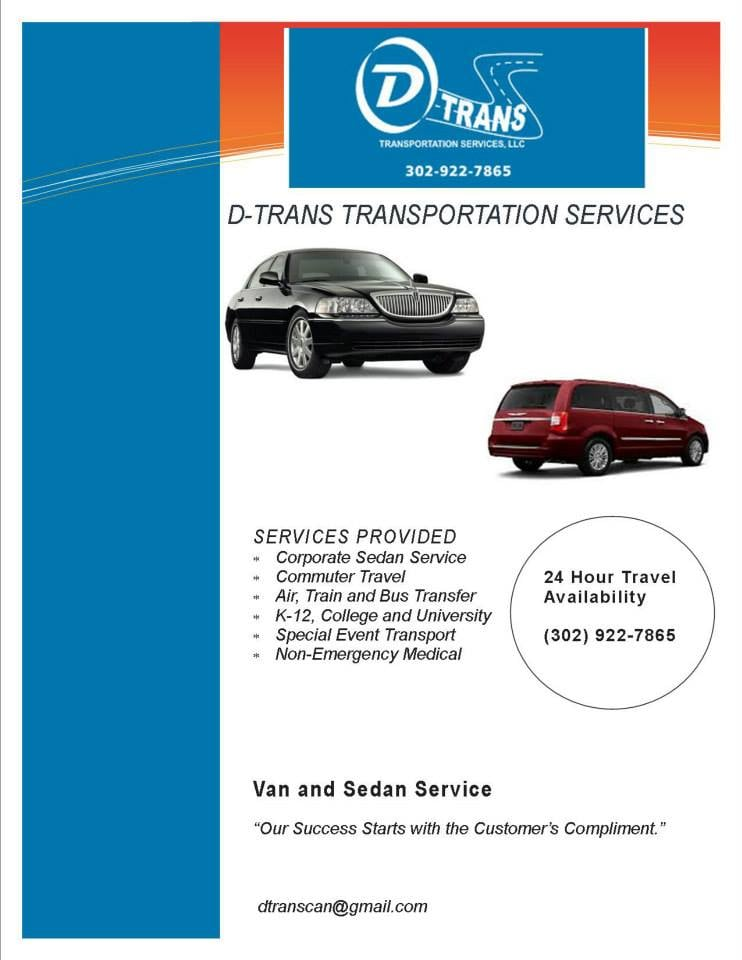 D Trans Transportation Services: Smyrna, DE