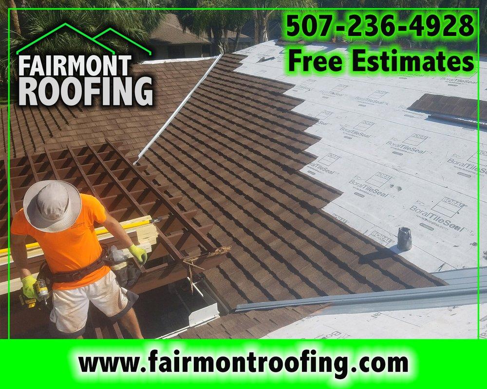 Fairmont Roofing: 1678 170th St, Fairmont, MN
