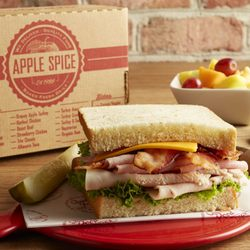 Apple Spice Box Lunch Delivery & Catering - Lake Forest