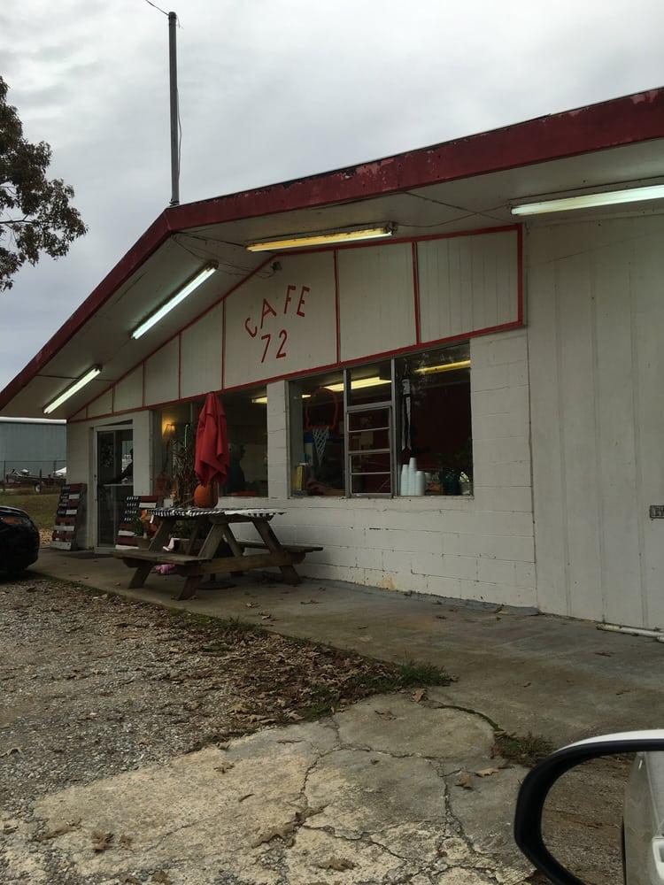 Cafe 72: 8336 US 72, Athens, AL