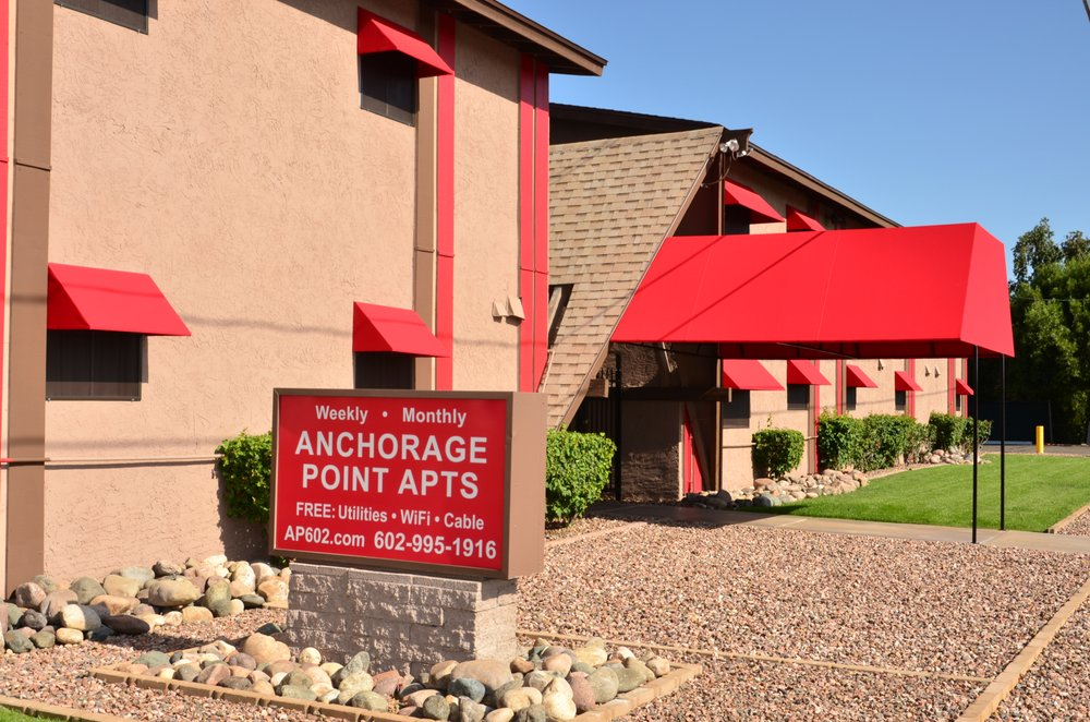 Anchorage Point Apartments