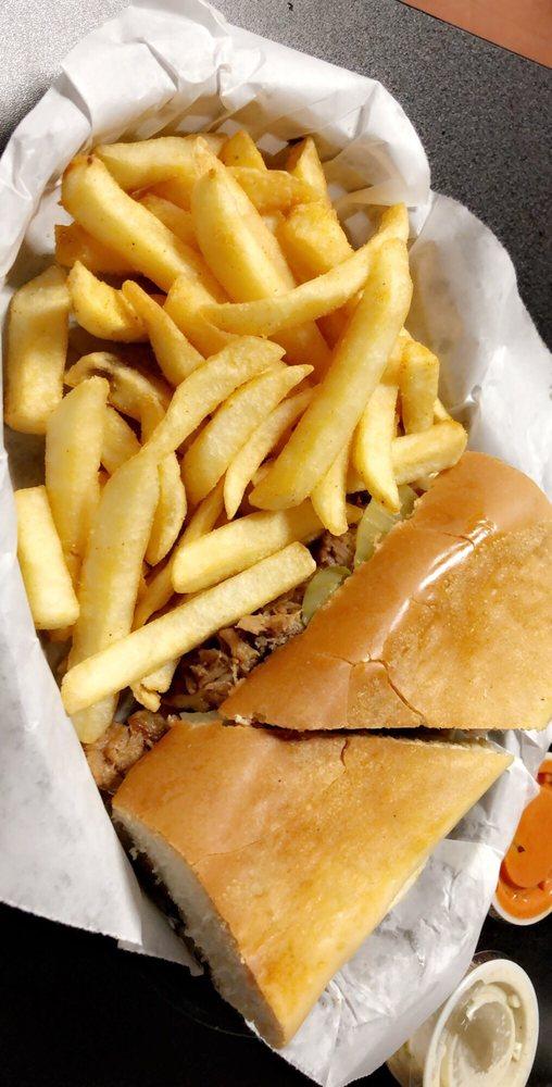 Ticos Cuban Cafe: 1145 Texas Ave, Bridge City, TX