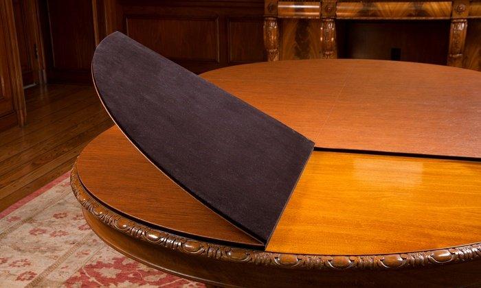 Table Pads Custom: 1141 Roosevelt Wy, Westbury, NY