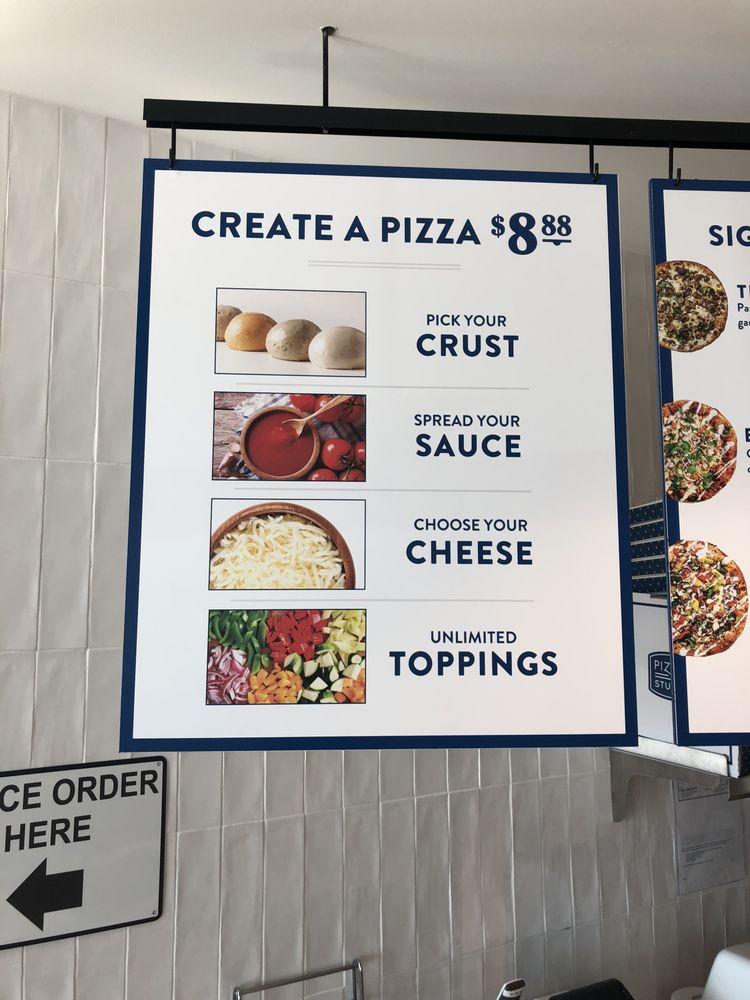 Pizza Studio: 6969 N Port Washington Rd, Glendale, WI