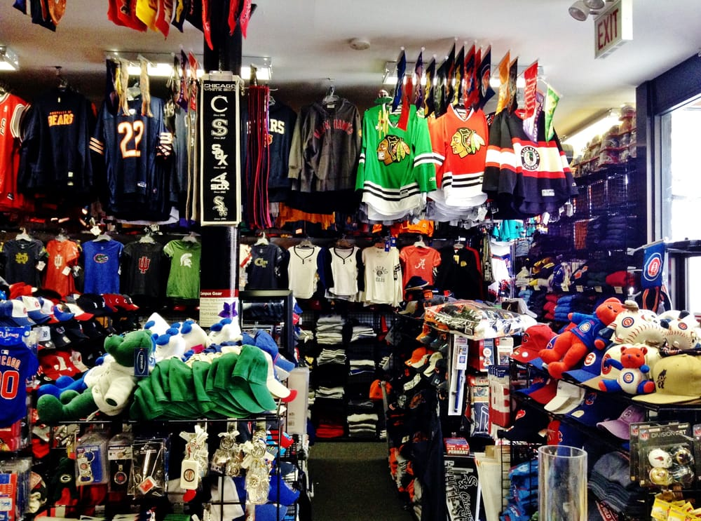 Campus Gear: 1111 W Webster Ave, Chicago, IL