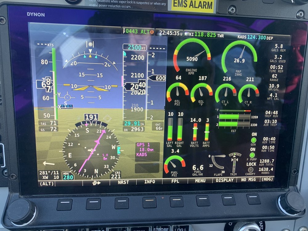 Thrust Flight: 4700 Airport Pkwy, Addison, TX