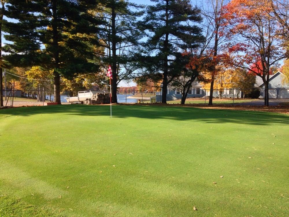 Cardinal Golf Course: 15737 N Beach Rd, Effingham, IL