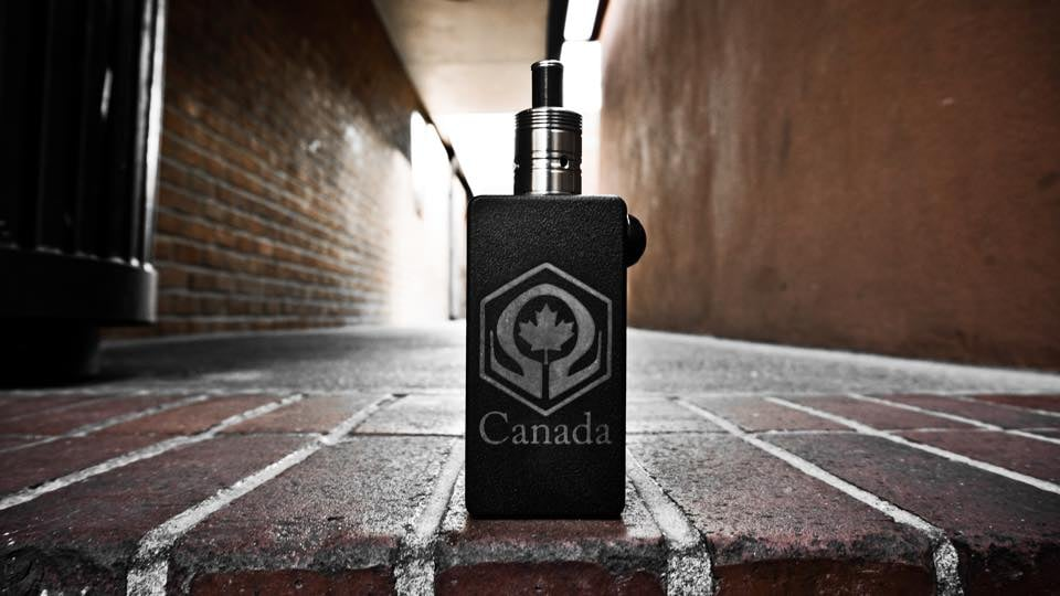 Authentic Limited Edition Canadian Hex Ohm V2 at The <b>Ecig</b> ...