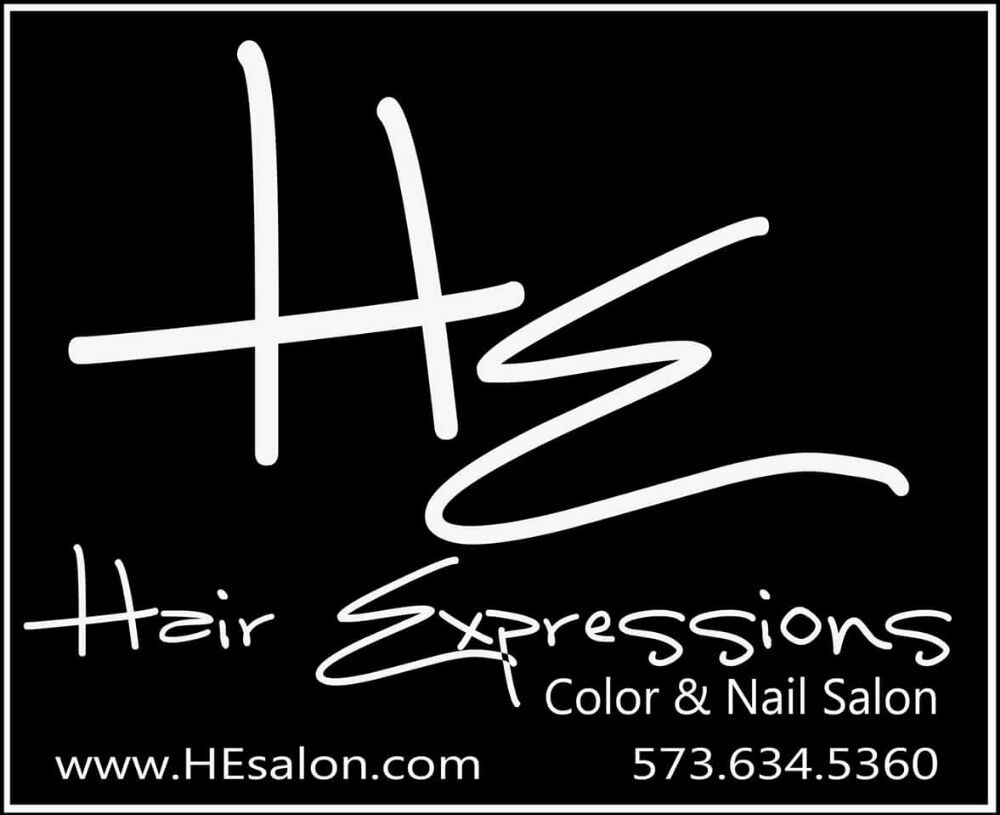Hair Expressions Color and Nail Salon: 106 Boonville Rd, Jefferson City, MO
