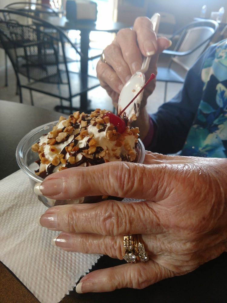 The Sugar Rush Sweets N Treats Cafe': 7074 Hwy 62, Trinity, NC
