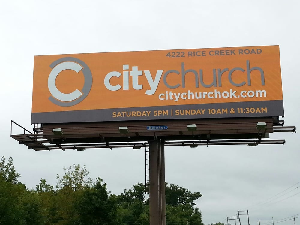 City Church: 4222 Rice Creek Rd, Bartlesville, OK