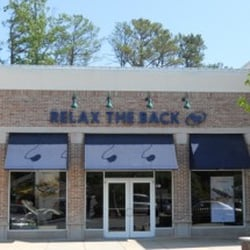 Photo Of Relax The Back Store   Alpharetta, GA, United States. Storefront