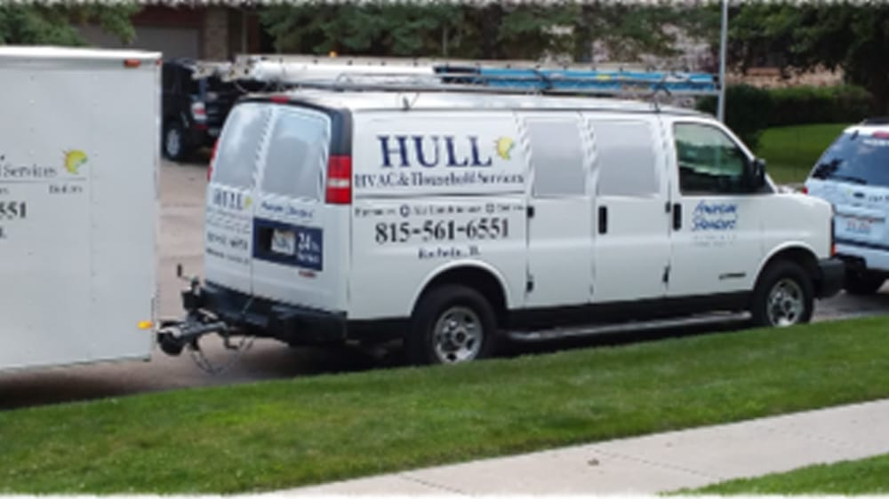 HULL HVAC & Household Services: Rochelle, IL
