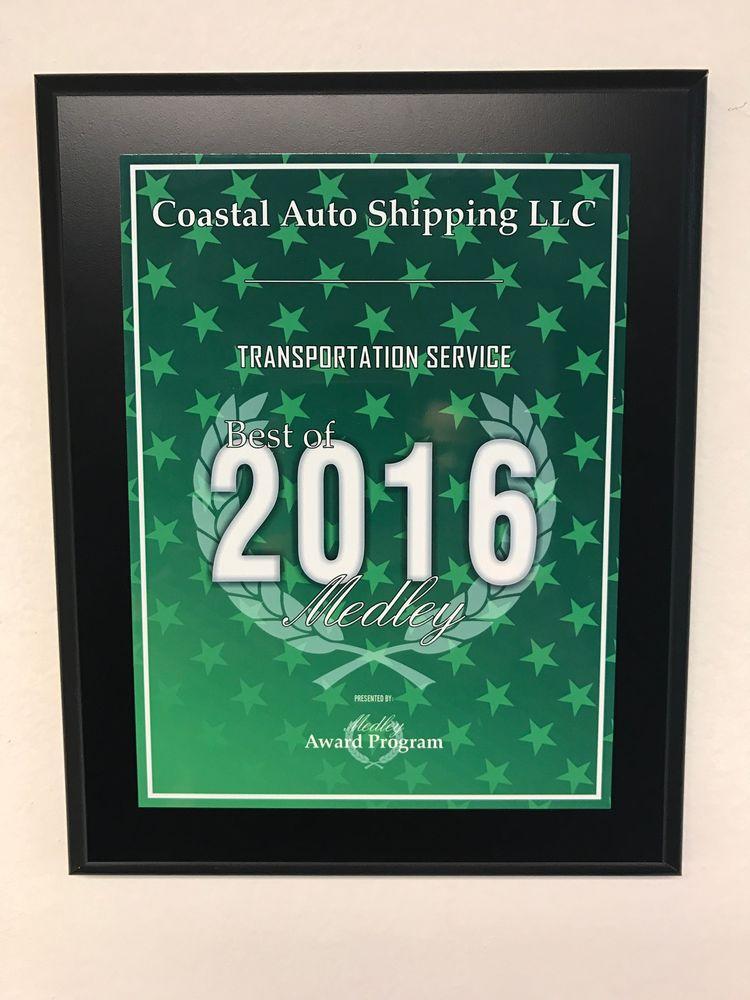 Coastal Auto Shipping