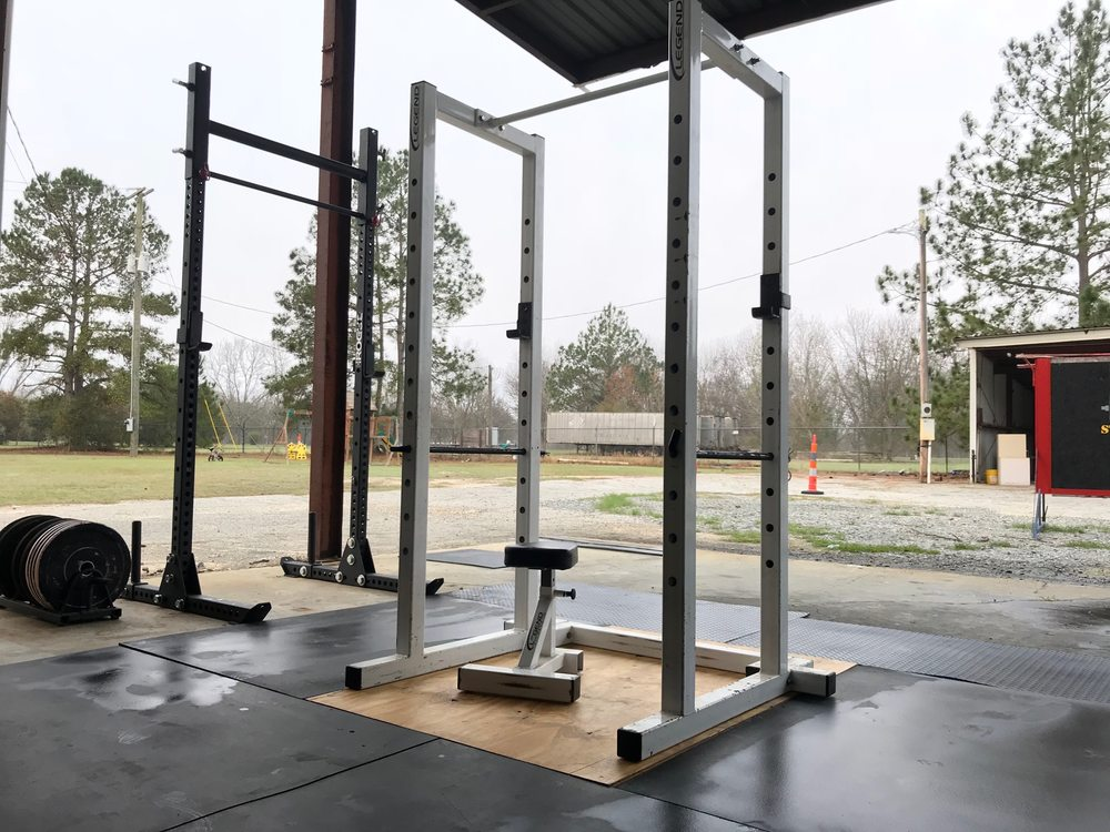 Fierce CrossFit: 2730 Blackshear Hwy, Baxley, GA