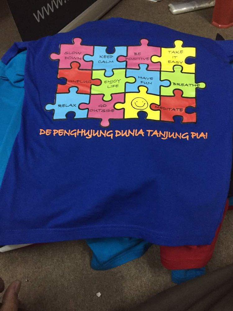 Contoh Design Baju Family Day Tshirt Untuk Kanak Kanak Dan Dewasa
