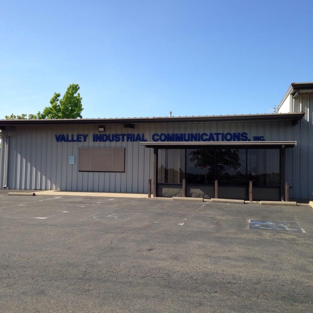 Valley Industrial Communications: 5040 Caterpillar Rd, Redding, CA