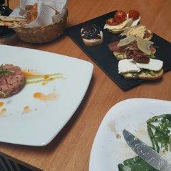Patio aurora italian av lvaro obreg n 126 roma for Aurora italian cuisine