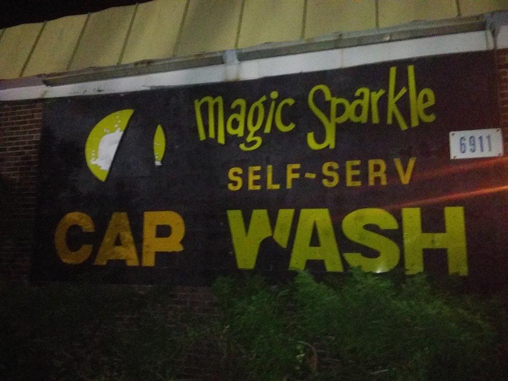 Magic Sparkle Automatic/Self-Serve Car Wash: 6911 Preston Hwy, Louisville, KY