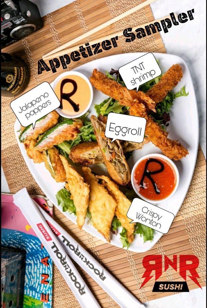 Rock N Roll Sushi Pace