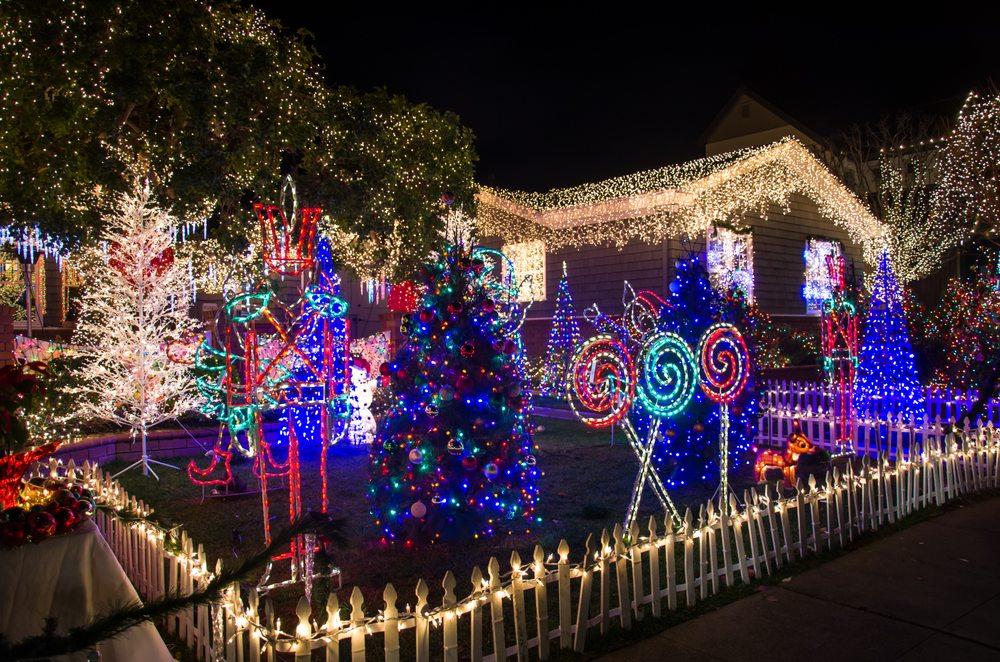 Christmas Tree Lane 482 Photos u0026