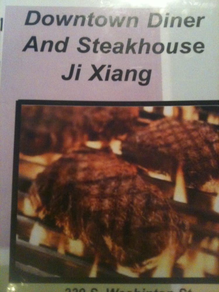 Downtown Dinner and Steakhouse Ji Xiang